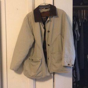 Tan Barn Coat